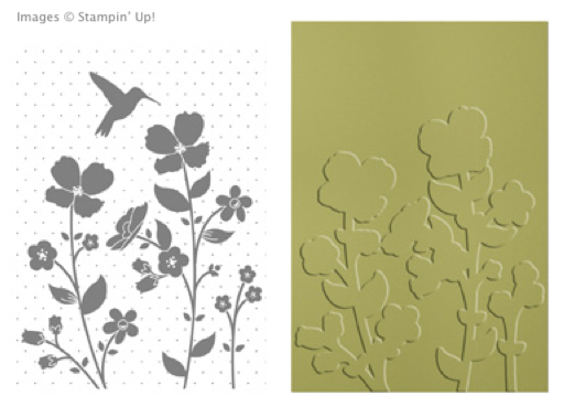 Click here to order the Wildflower Meadow Bundle from my Online Stampin' Up! Store