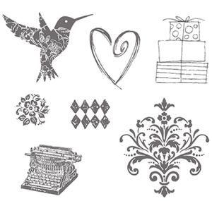 Click here to order the Best of Shelli stamp set from my Online Stampin' Up! Store