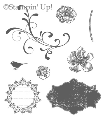 Click here to order Everything Eleanor from my Online Stampin' Up! Store