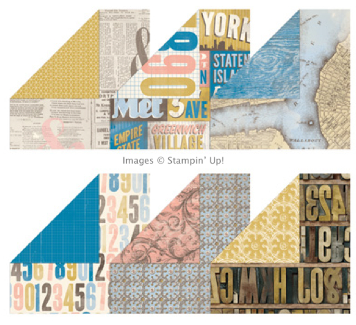 Click Here to order Soho Subway DSP from Stampin' Up1