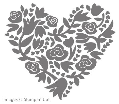 Flowerful Heart