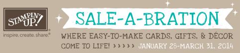 View the Sale-a-Bration Catalog online