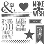 Click here to order Perfect Pennants stamp set from Stampin' Up!