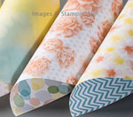 Click here to order Watercolor Wonder Designer Series Paper from Stampin' Up!