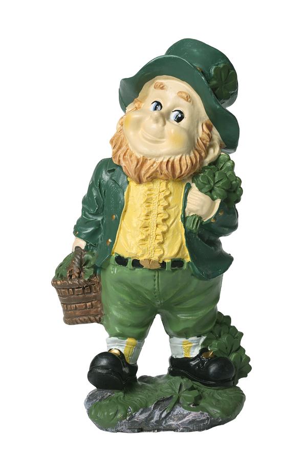 Leprechaun St. Patrick's day statue