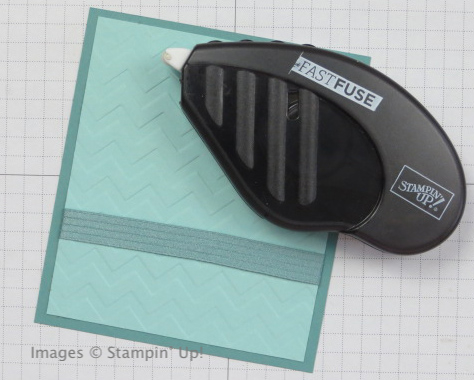 Fast Fuse Adhesive from Stampin' Up!