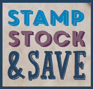 Stamp-Stock-&-Save Sale on Stampin' Up! cardmaking and paper crafting supplies!