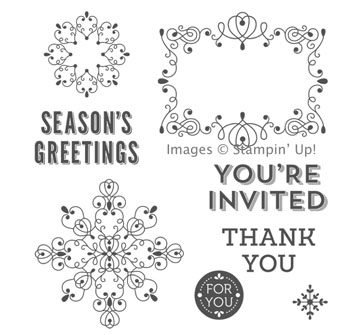 Letterpress Winter