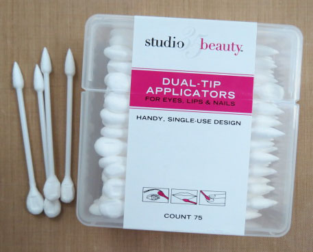 Pointed q-tips, or Dual Tip Applicators
