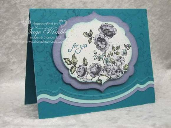 Elements of Style stamp set with Labels Framelits from Stamping Madly