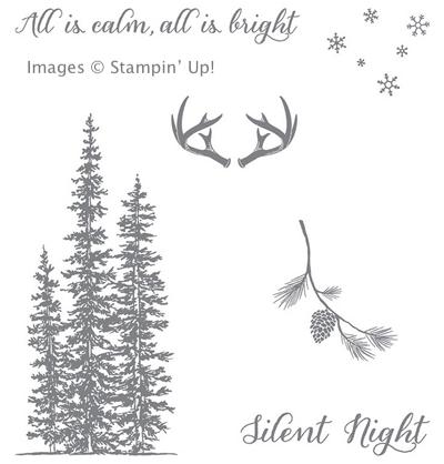 Winter Wonderland Stamp Set from Stampin' Up!