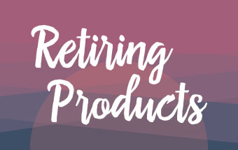 Click here to view Stampin' Up! Retiring Products