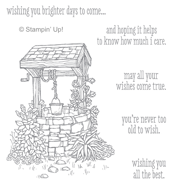 Bright Wishes Stamp Set from Stampin' Up!