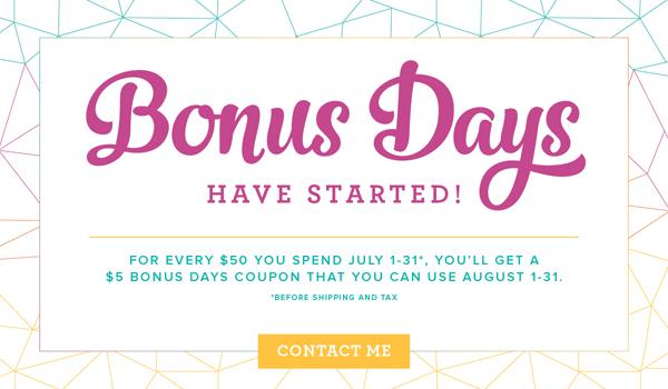 Bonus Days-400