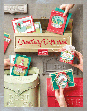 2017 Holiday Catalog from Stampin' Up!