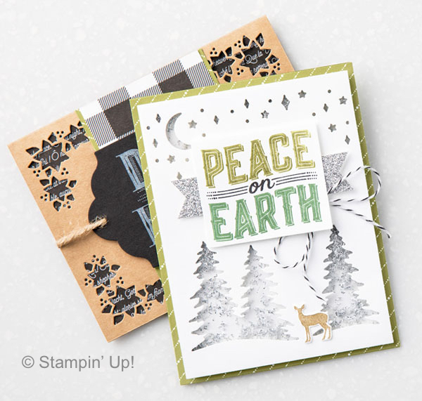 Carols of Christmas Bundle from Stampin' Up!