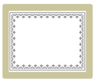 Framed Tulips Embossing Folder from Stampin' Up!