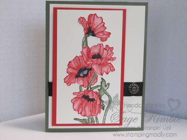 Image Result For Stampin Up Flower Garden Embossing Folder