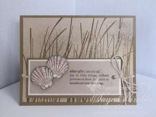 Inspired by Nature from Stampin' Up!