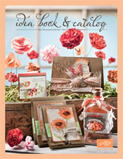 2011-2012 Idea Book and Catalog from Stampin' Up!