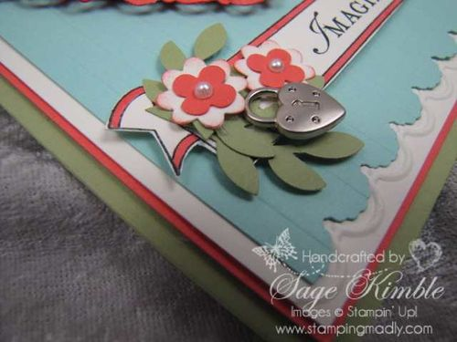 Adorning Accents Edgelits and Embossing Folder