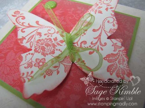 Fresh Vintage and Everyday Enchantment from Stampin' Up!