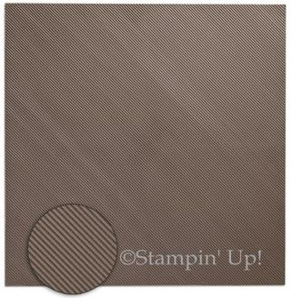 Stampin' Up!s Simply Scored Diagonal Plate 20% off one day only Monday 11/19