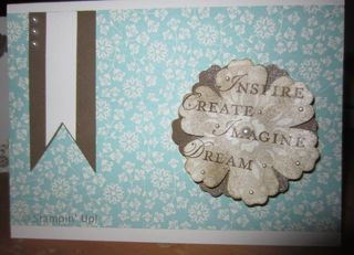 Stamping Madly Cardmaking Contest Entry from Michelle Pepper